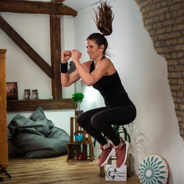 Laura Schlosser Online Shop - HIIT Challenge