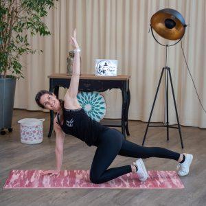 Laura Schlosser Online Shop - Rücken Challenge